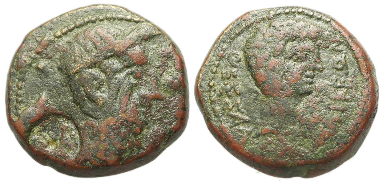Octavius and divus julius caesar 28 27 bc portrait of julius octavius and divus julius caesar 28 27 bc portrait of julius caesar freerunsca Images