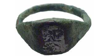 Ancient Roman Ring