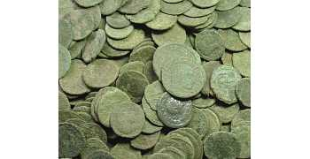 "᷅<font color=""#FF0000""><b>SOLD</b></font color>: Premium Uncleaned Coins"