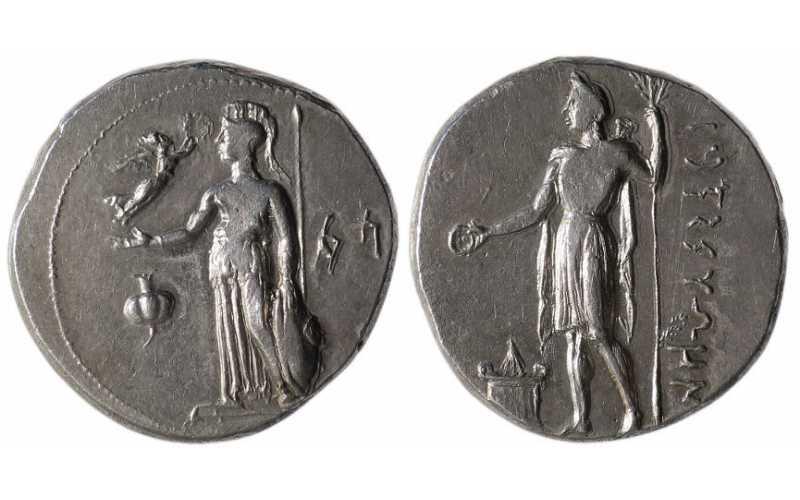 Ancient & Classical Greek coins